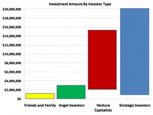 Investor Amount by Investor Type